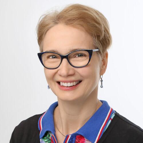 Dr. med. Katharina Müller-Weber, Kinderärztin, Adipositasspezialistin
