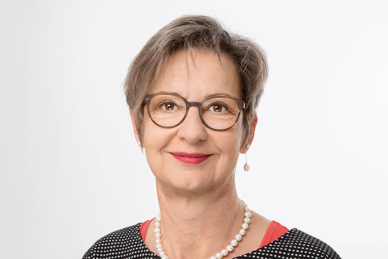 Barbara Rüegg-Funk, dipl. Physiotherapeutin FH in Uster
